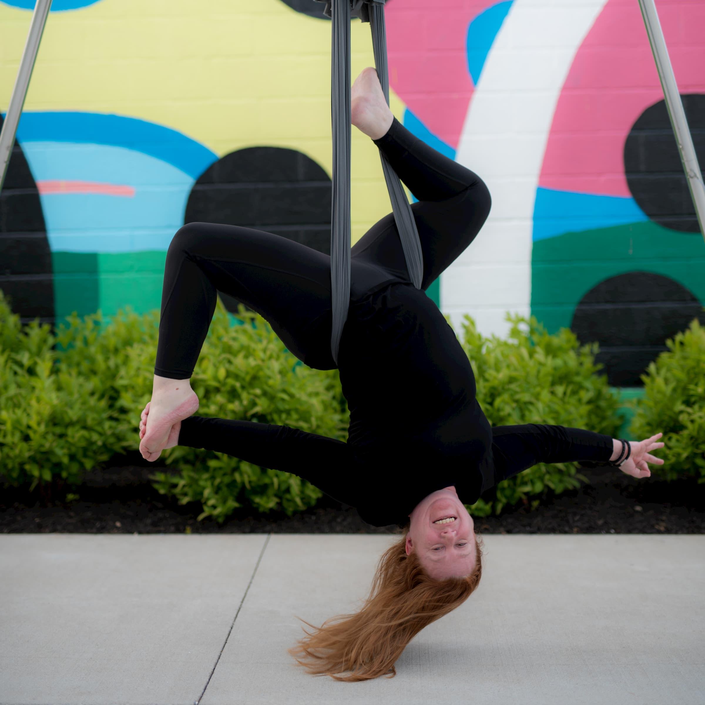 Cocoon Yoga Lab | Fly Yoga